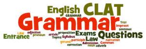 CLAT Grammar