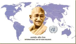 International Day for Non-Violence