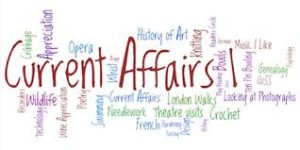 Current Affairs for CLAT 2017