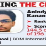 Topper's Interview : <b>West Bengal Rank 1 in CLAT 2017</b>