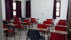 Our Classroom in Bhubaneswar