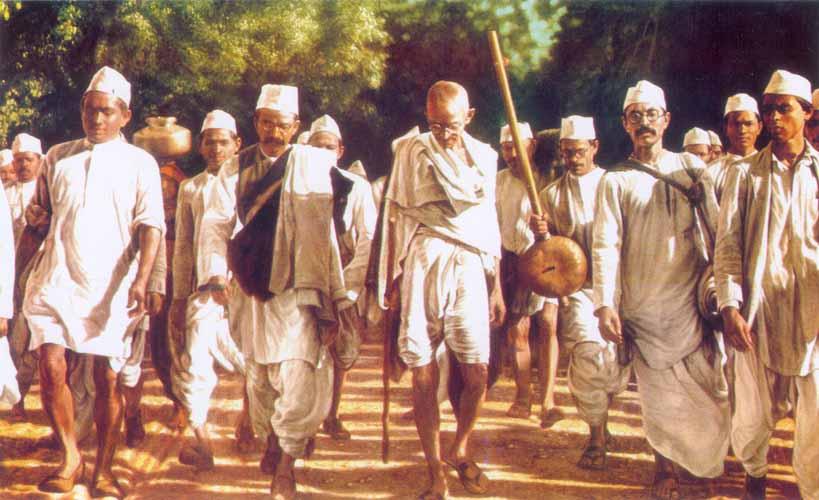 gandhi the man of era