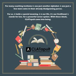 CLATapult Bangalore: Best CLAT Coaching Center in Bangalore