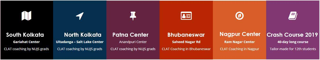 law entrance coaching centers